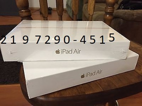 iPad Air 2 128gb 4g+wifi. Lacrado + Nota + Garantia Apple.