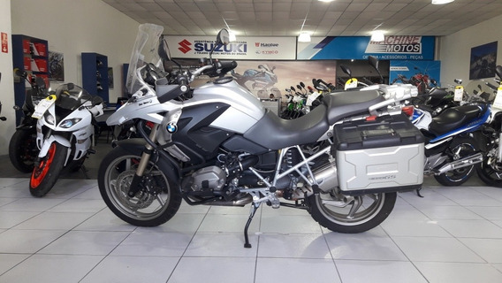 Bmw Gs 1200 Sport 2012 C \ 29.500km + Bauletos Laterais