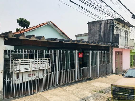 Casa Com 500 Metros De Terreno Na Vila Ré - Eb85806