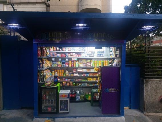 Kiosco Comercial En Sta. Eduviguis Entre 5ta Y 6ta Tranvs.