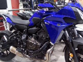 Yamaha Mt 07 Tracer Tel 47927673 !! Av.libertador 14552