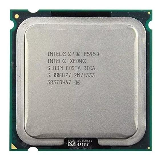 Processador Intel Xeon Quad E5450 3,00ghz Adaptado 775