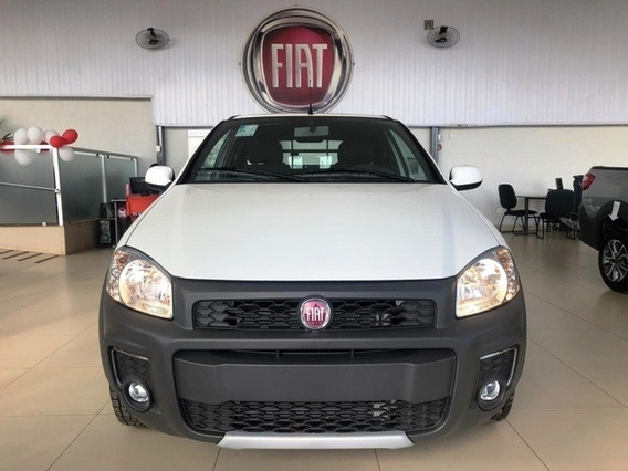 Fiat Strada 1.4 Cd Hard Working 3 Portas Cabine Estendida