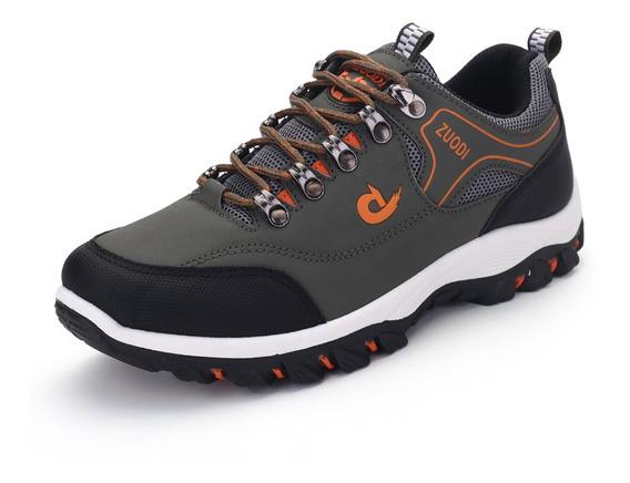 Sapatos Masculinos Casuais Simples Sapatos De Caminhada Ao A