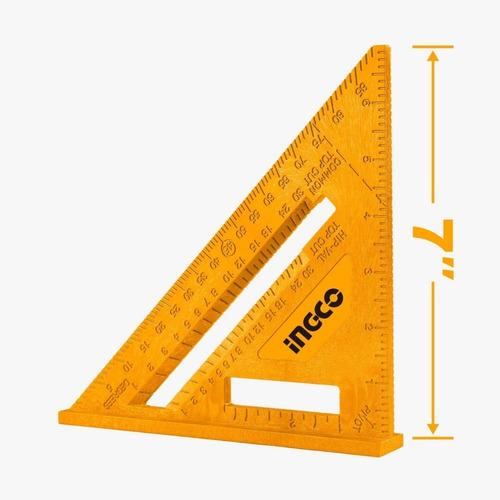 Escuadra Angulo 90° Has20201 Ingco Ma