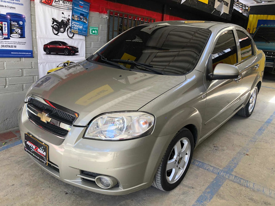 Chevrolet Aveo Emotion Emotion 2008