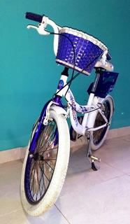 Bicicleta Niña Rod 20 Raleigh Jazzi