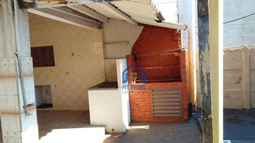 Casa Com 3 Dormitórios À Venda, 420 M² Por R$ 320.000,00 - Parque Industrial - São José Do Rio Preto/sp - Ca1681