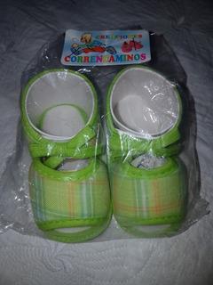 Zandalias Tela Bebe