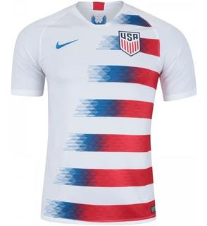 Camisa Estados Unidos Home 2018/2019 Pronta Entrega