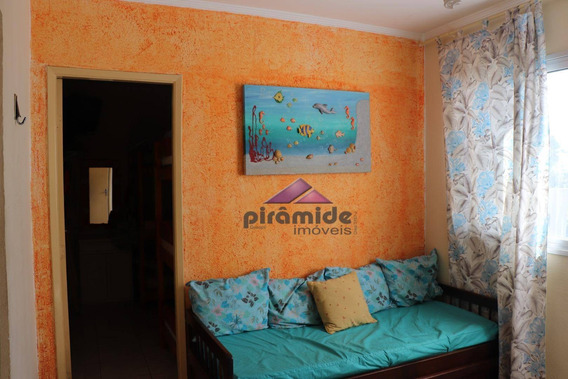 Apartamento Residencial À Venda, Balneário Dos Golfinhos, Caraguatatuba. - Ap8347