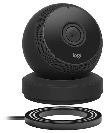 Logitech Circle Camera Monitoramento Original - Leia Anuncio
