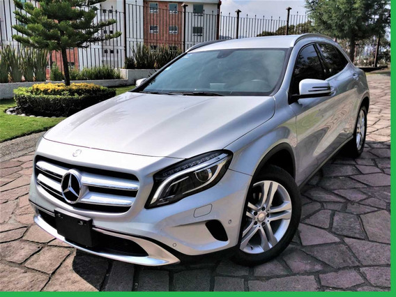 Mercedes-benz Clase Gla 1.6 200 Cgi Sport At 2017