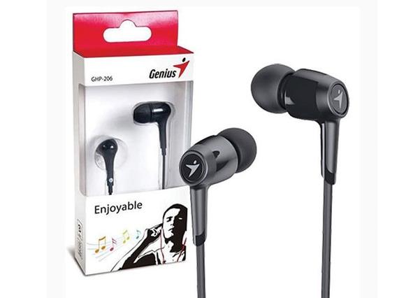 Fone Com Microfone \ Genius \ 31710193100 Hs-m225 Preto (gen