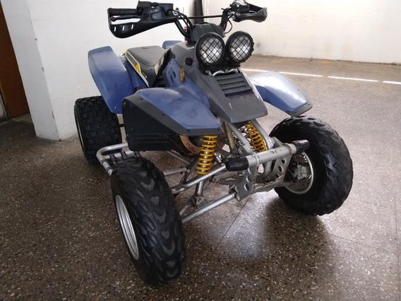 Yamaha Yfm 350 Warrior