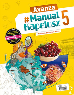 Manual 5 Bonaerense Avanza Novedad 2019 Kapelusz