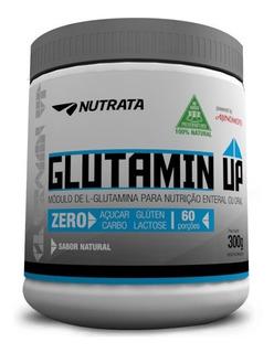 Glutamina Pura Nutrata 300g Glutamin Nutrata - Barato