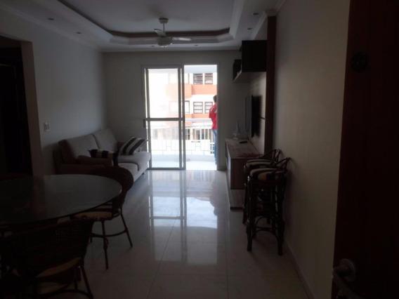 Ótimo Apartamento 2 Dormitórios Com Lazer - Venda Ou Locação Anual - Tombo - Guarujá - Ap1305