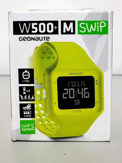 Relógio Digital Esportivo Geonaute W500 M Swip