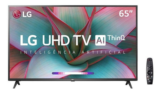Smart Tv Led 65 Polegadas LG 4k Bluetooth Hdr