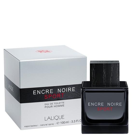 Decant Amostra Do Perfume Lalique Encre Noire Sport Men 5ml