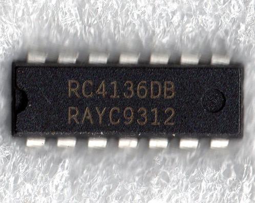 Circuito INTEGRADO SMD 74HC08A SOP-14