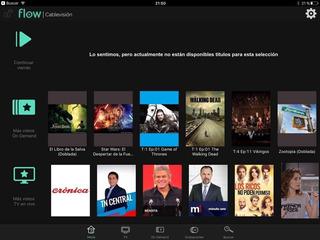 Cablevision Flow 1 Año Pack Fox Hbo Hd On Demand Recargado