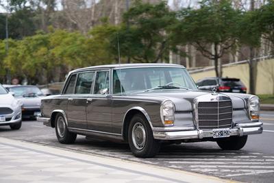 Alquiler Limosina Mercedes Benz 600 - Unica - Casamientos