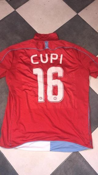 Camiseta Alternativa Utileria Napoli Italia Diadora 2008 Xl