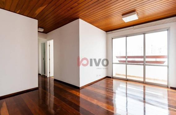 Apartamento 2 Quartos 65 M²úteis Por R$ 658.000,00 - Vila Clementino -sp - Ap2440