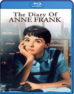 The Diary Of Anne Frank Blu Ray