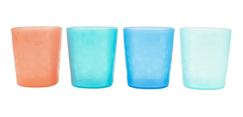 Pack 4 Vasos Para Niños Tf018 Dr. Brown's