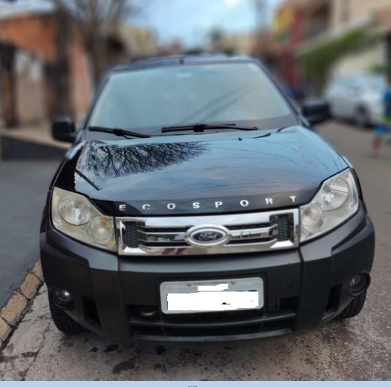 Ecosport Xls 1.6 2008 Flex Baratooo Black Friday ****