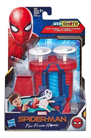 Spider-man Web Shots Telaraña De Giro Desintegrador