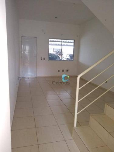 Casa Com 2 Dormitórios À Venda, 68 M² Por R$ 190.000,00 - Planalto Verde - Ribeirão Preto/sp - Ca1179