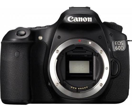 Camera Canon Eos 60d