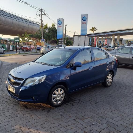 Chevrolet Sail . 2012 ,km 110.000, Familiar , Impecable