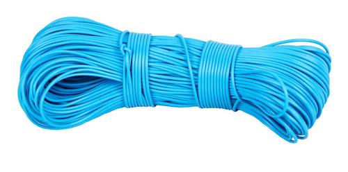 Plástico/hilo Acapulco Para Tejer Azul Claro 2 Madejas