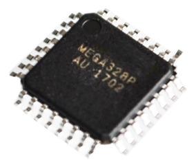 Microcontrolador Atmel Atmega328 Smd Atmega328p-au
