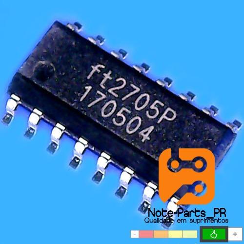 Ci Ft2705p - Ft2705 P - Sop16 - Fangtek - Amplificador 10w