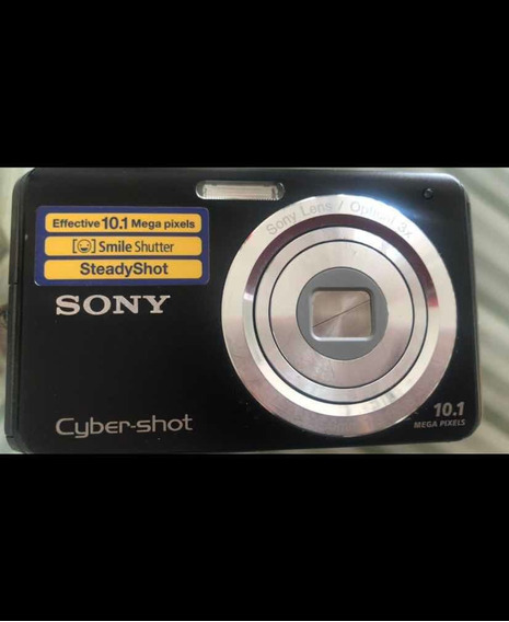 Camera Fotográfica Sony 10.1 Mega Pixel / Cyber Shot / Op3x