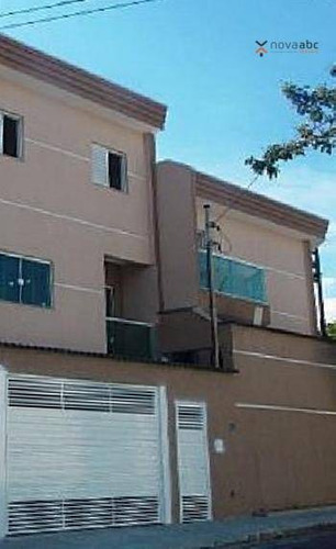 Sobrado Com 3 Dormitórios À Venda, 148 M² Por R$ 620.000,00 - Vila Floresta - Santo André/sp - So0222