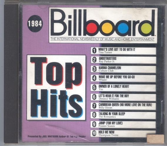 Varios Interpretes - Billboard Top Hits 1984