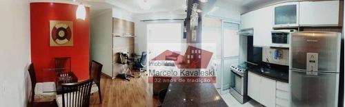 Imagem 1 de 26 de Apartamento À Venda, 59 M² Por R$ 550.000,00 - Vila Dom Pedro I - São Paulo/sp - Ap6307