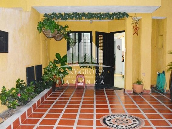 Town House En San Diego La Cumaca Atth-64