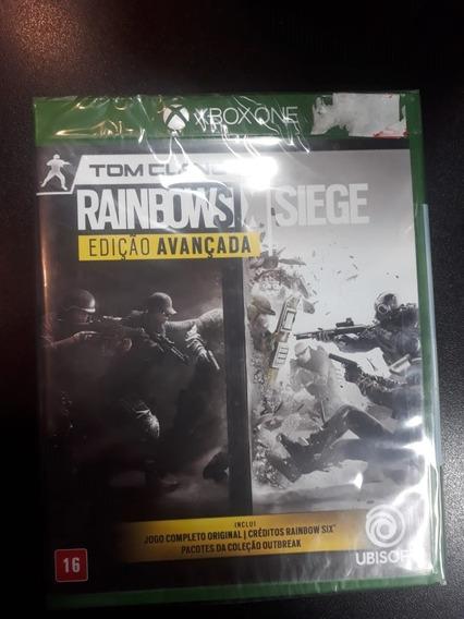 Rainbow Six Siege Edição Avançada Xbox One (frete 18 Reais)