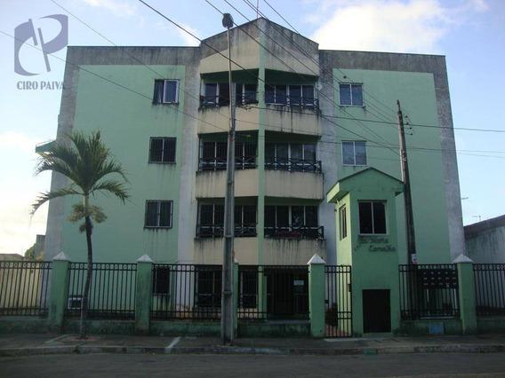 Apartamento Com 3 Dormitórios À Venda, 48 M² Por R$ 185.000,00 - Messejana - Fortaleza/ce - Ap1462