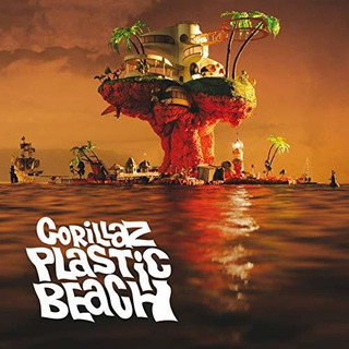 Vinilo : Gorillaz - Plastic Beach (2 Discos)
