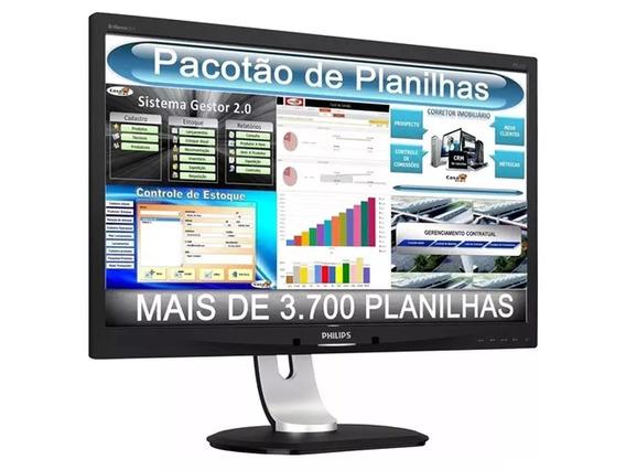 Planilhas Excel 100% Editáveis - 9.000 Planilhas