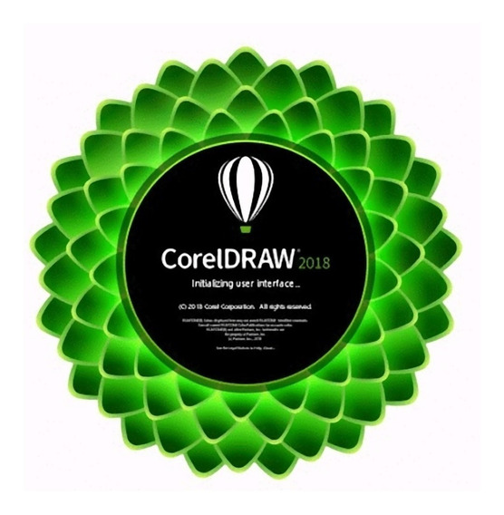 Coreldraw 2018 Graphics Suite Español 32/64bits Definitivo